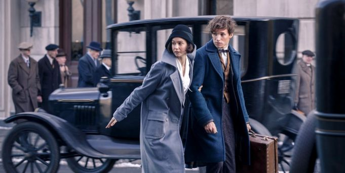 Fantastic Beasts and Where to Find Them showing in Rome