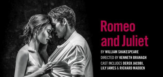 Branagh Theatre Live: Romeo and Juliet showing in Rome