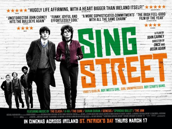 Sing Street showing in Rome