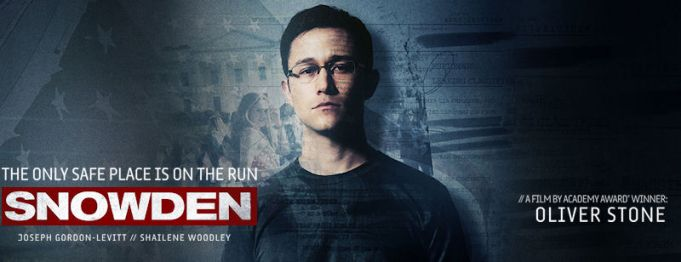 Snowden showing in Rome