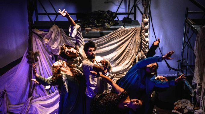 Battiti circus theatre festival at Teatro Furio Camillo