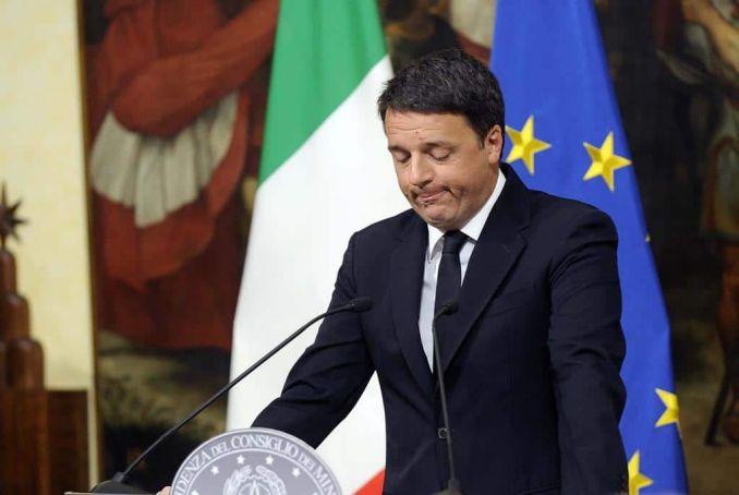 Matteo Renzi to resign after referendum defeat