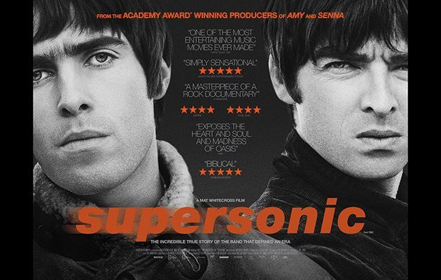 Supersonic Oasis documentary at Big Star