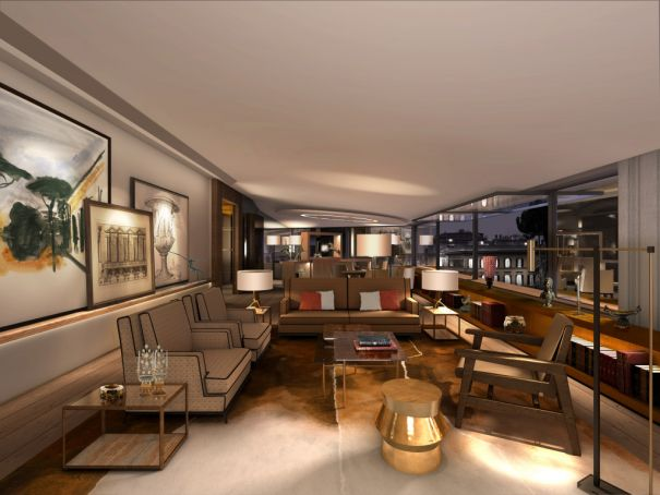 Rome S Hotel Eden Reopens On 1 April Wanted In Rome
