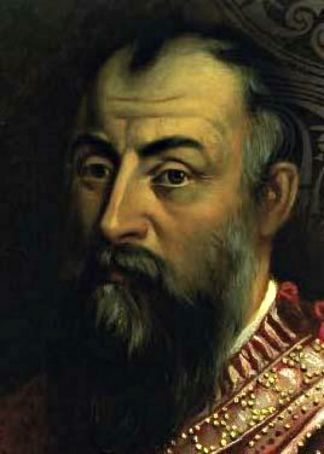 Hugh O'Neill, Earl of Tyrone.