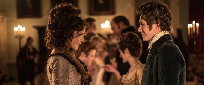 Love and Friendship showing in Rome