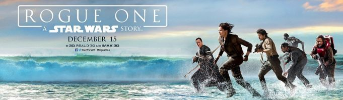 Rogue One: A Star Wars Story showing in Rome