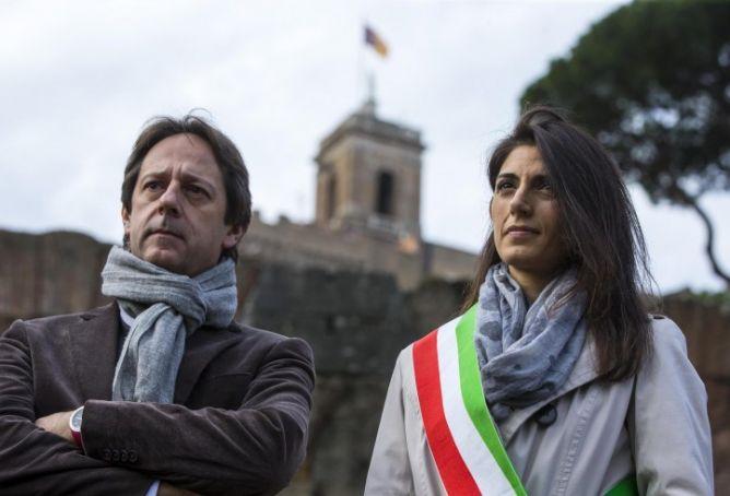 New deputy mayor in Rome