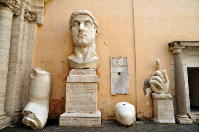 Audio-guide to events in Rome in November