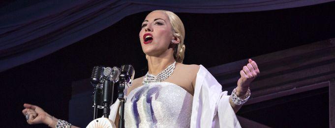 Evita at Rome's Teatro Sistina