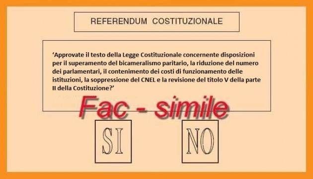 Italians vote in constitutional referendum on 4 December