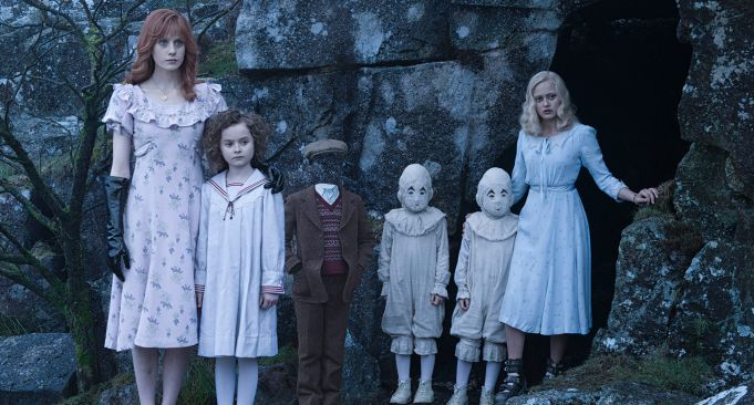 Miss Peregrine's Home for Peculiar Children showing in Rome