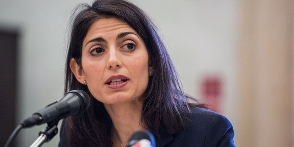 Virginia Raggi to focus on transparency as candidate for Rome's mayor