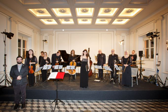 Scharoun Ensemble at American Academy in Rome