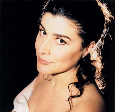 Cecilia Bartoli and Antonio Pappano at S. Cecilia