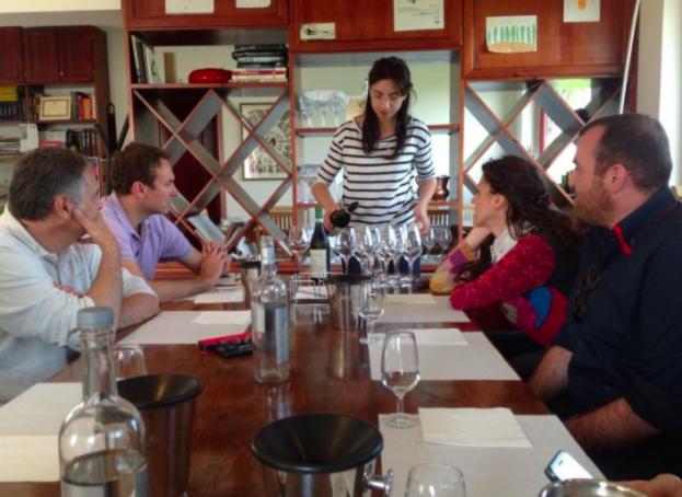 Wine lessons with Riserva Grande
