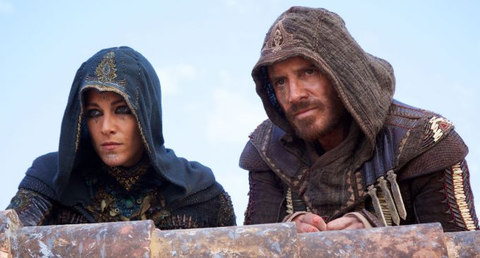 Assassin's Creed showing in Rome