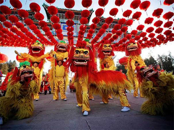 Rome celebrates Chinese New Year