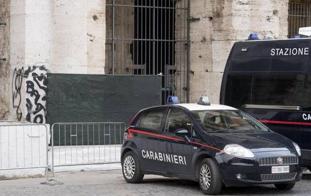Break-ins and vandalism at Colosseum