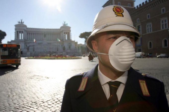 Anti-smog measures to cut Rome's pollution