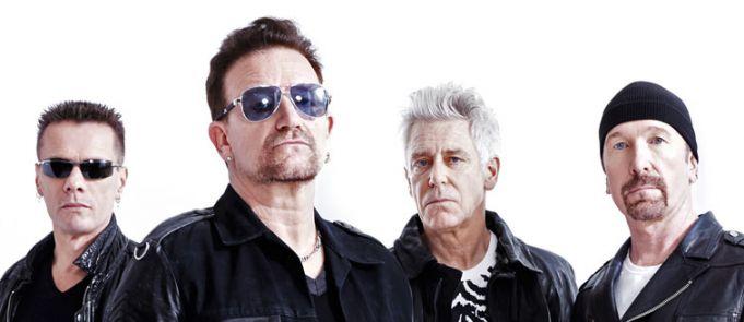 U2 concerts in Rome