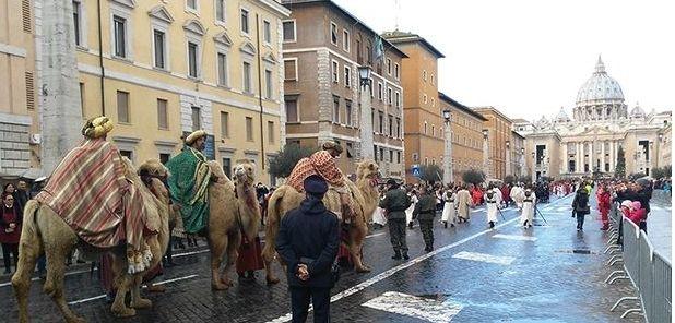 Befana in Rome