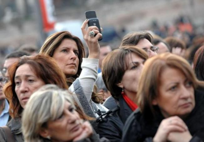 Women to march in Rome post Trump inauguration