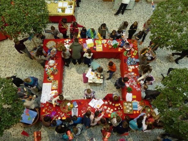 Ambrit's annual bazaar last December.