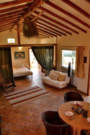 Peaceful cottage/guest studio between Aurelia and Bracciano