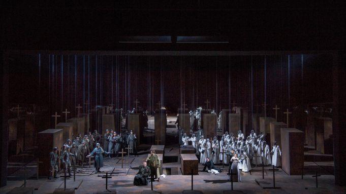 Il Trovatore at Teatro dell' Opera di Roma