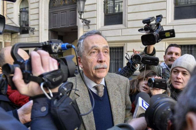 Rome's urban planning chief resigns
