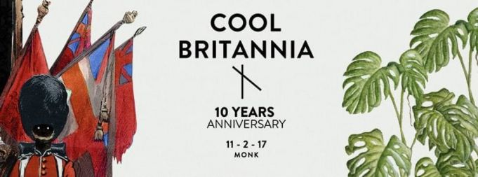 Cool Britannia: Ten Years Anniversary Party at Monk