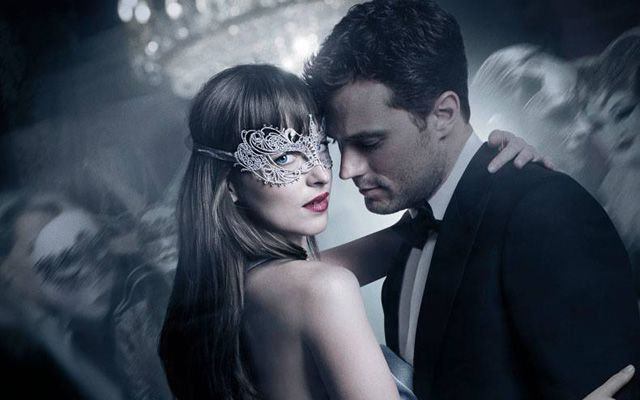 Fifty Shades Darker showing in Rome