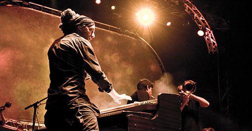 Idan Raichel concert in Rome