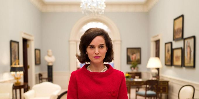 Jackie showing in Rome cinemas
