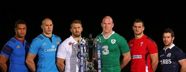 Six Nations rugby in Rome