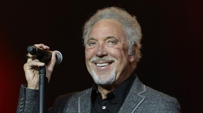Tom Jones concert in Rome