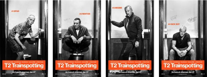 T2 Trainspotting showing in Rome cinemas