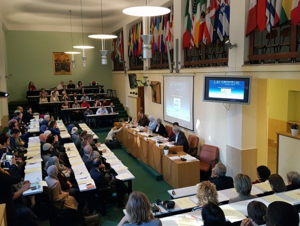 The Lay Centre hosted a colloquium involving the Cambridge Muslim College and the Center for Islamic Studies of the University of Tubingen in May 2016.