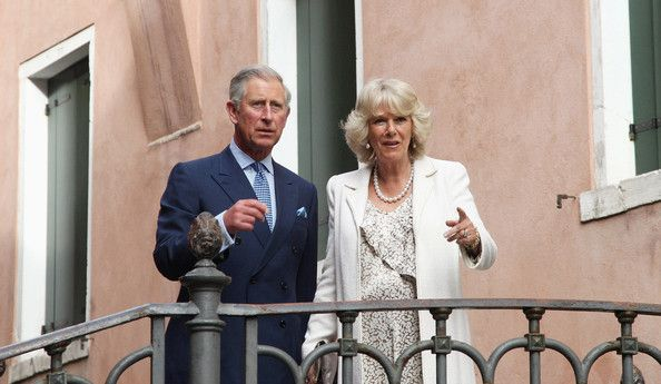 Prince of Wales and Duchess of Cornwall to visit Italy