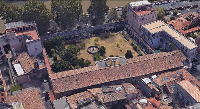 Return of Rome's Ospitale S. Francesca Romana