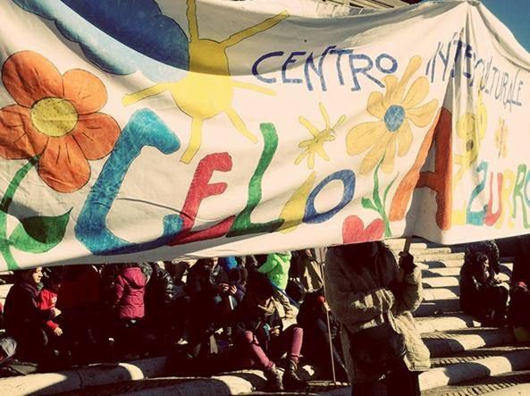 Rome's multi-ethnic kindergarten faces eviction