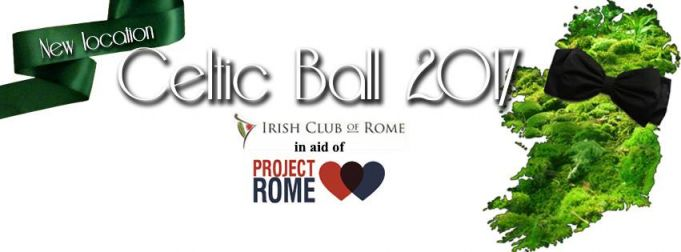 Rome's Celtic Ball
