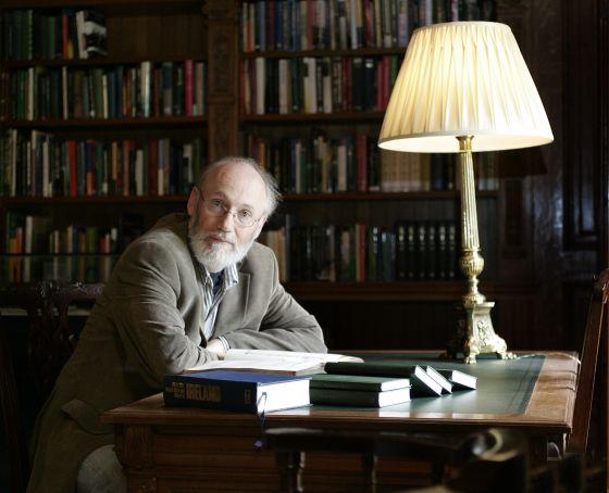 Writer Dermot Bolger at Irish Film Festa