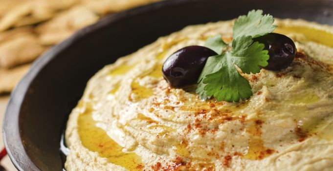Hummustown: Levantine dips by Syrian refugees