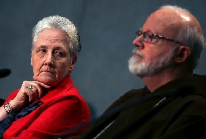 Irish abuse victim quits Vatican commission