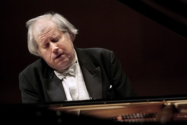 Grigory Sokolov returns to S. Cecilia
