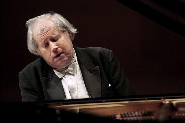 Grigory Sokolov concert at S. Cecilia
