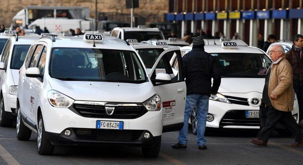 Taxi strike in Italy on 23 March