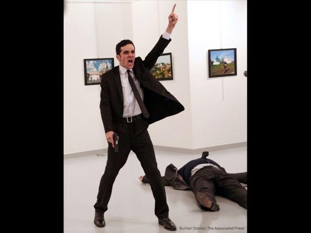 Burhan Ozbilici. The Associated Press